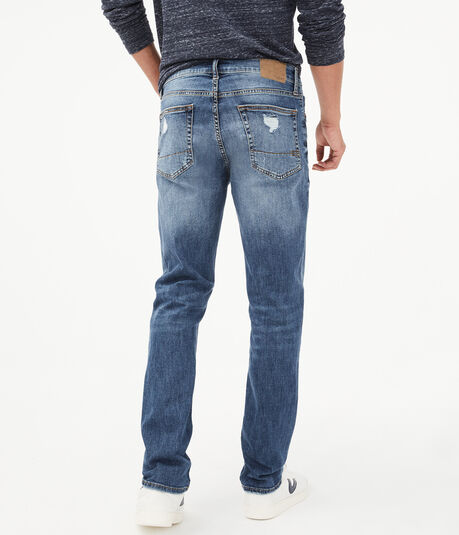 Slim Destroyed Stretch Jean