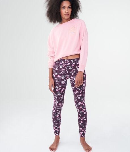 LLD Floral Leggings