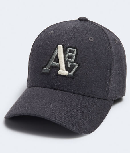A87 Heathered Fitted hat