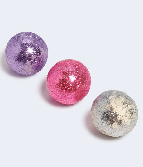 A Little Glitter Never Hurt Bath Fizzer 3-Pack