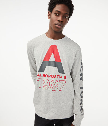 Long Sleeve A 1987 Graphic Tee