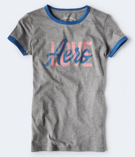 Aero Love Graphic Tee