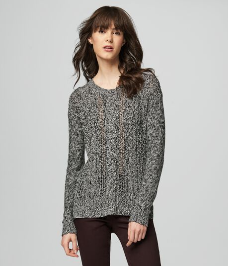 Prince & Fox Cable Sweater