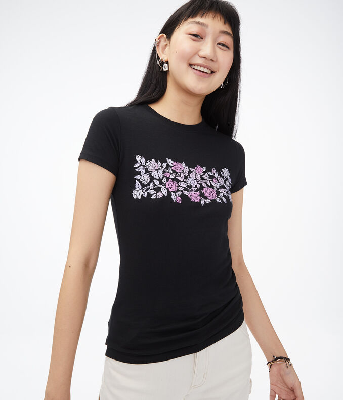 Rose Garden Graphic Tee