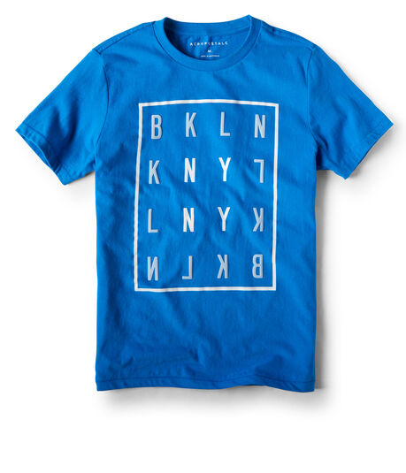 BKLYN Crossword Graphic Tee