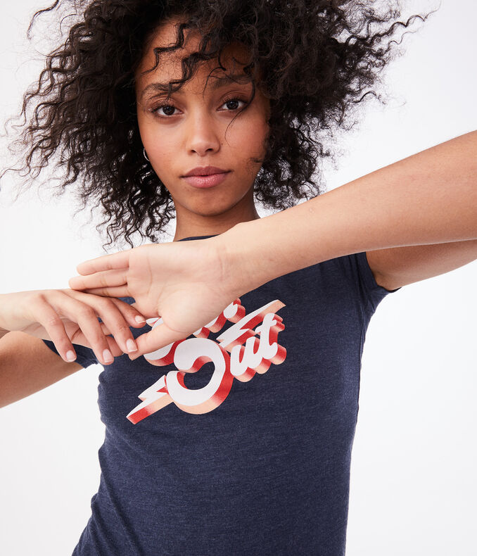 Free State Far Out Graphic Tee