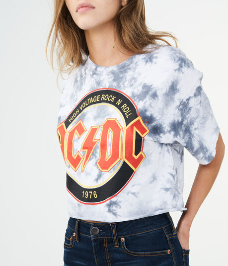 AC/DC 1976 Graphic Tee