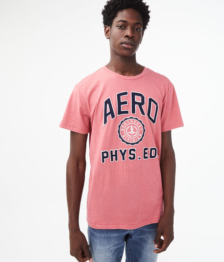 Aero Phys Ed Graphic Tee
