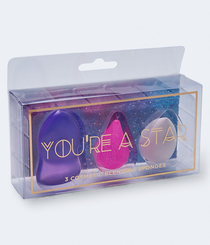 You're A Star Makeup Blender Set