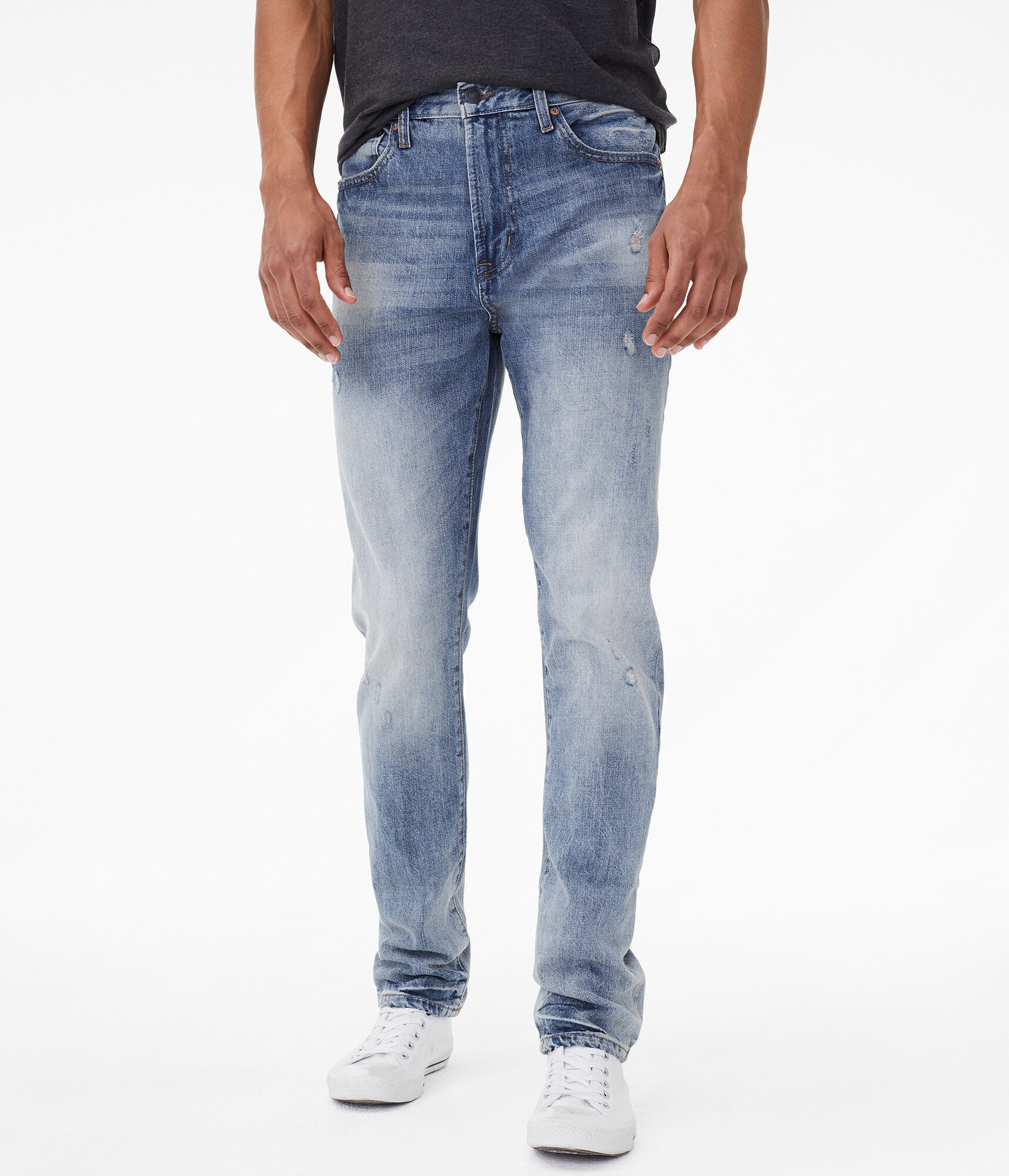 Aeropostale Men's Real Denim '90s Dad Jeans