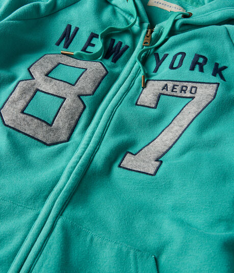 Aero New York 87 Full-Zip Hoodie