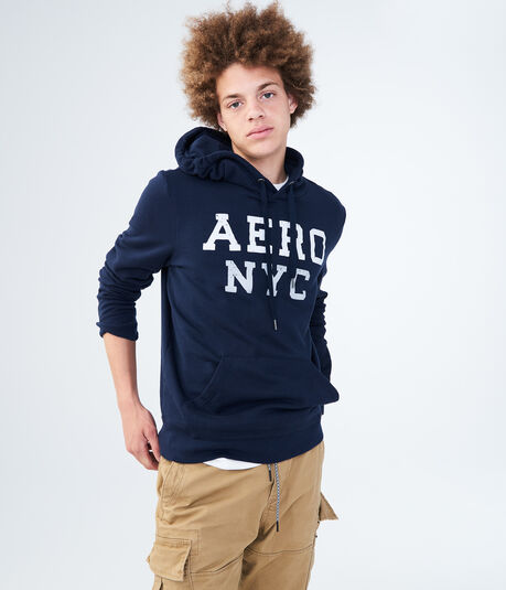 Aero NYC Pullover Hoodie***