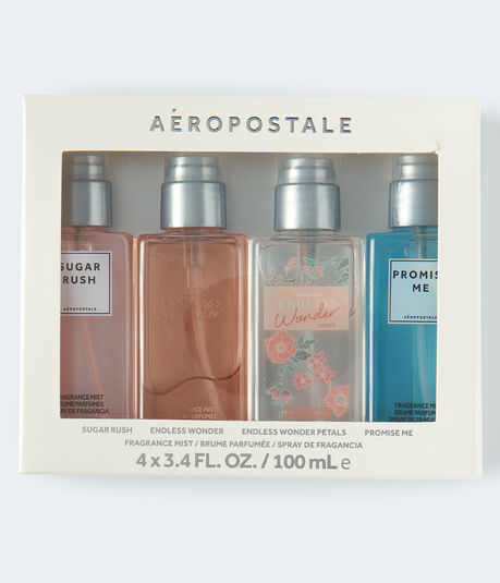 Girls' Fragrance Mist 4-Piece Gift Set