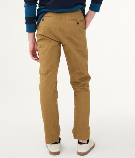 Relaxed Twill Stretch Chinos***