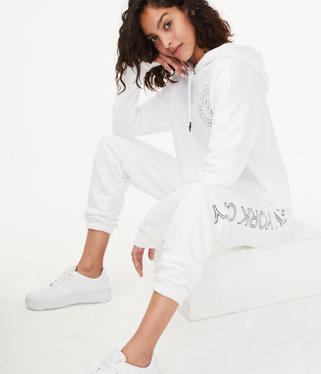 New York Outline Jogger Sweatpants