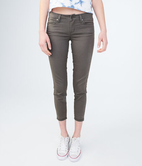Seriously Stretchy Low-Rise Crop Jegging