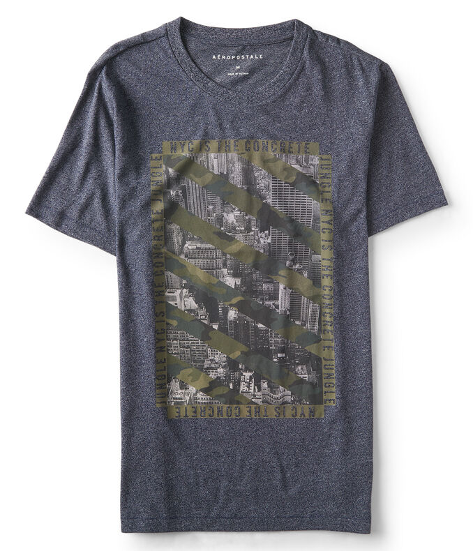 NYC Concrete Jungle Graphic Tee