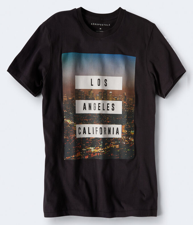 Cali Photo Graphic Tee