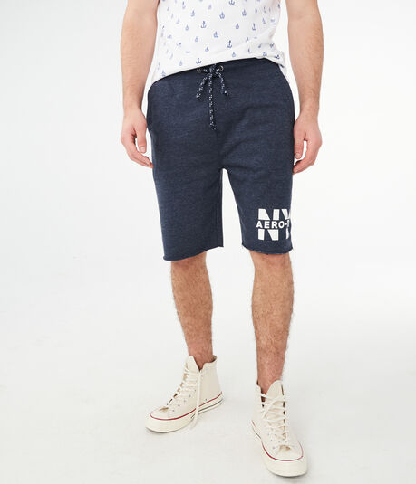 "Aero-87 9"" Fleece Shorts"