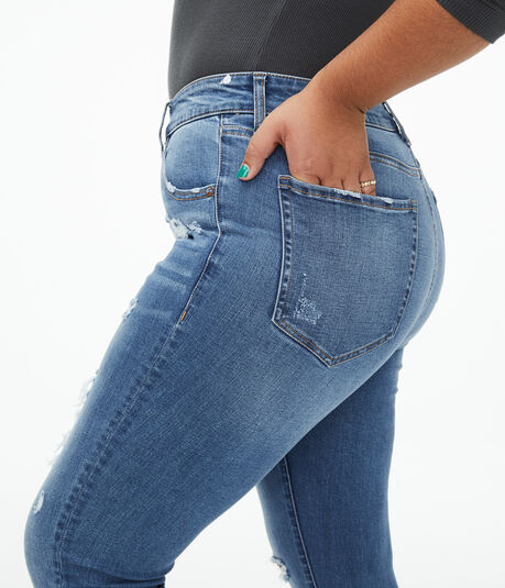 Premium Seriously Stretchy High-Rise Jegging
