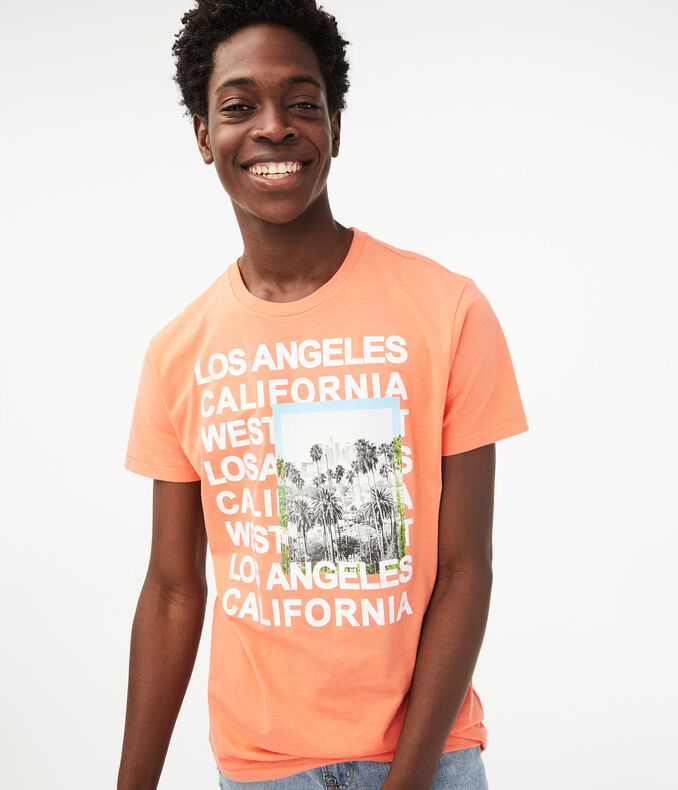 Free State La Palm Graphic Tee by Aeropostale
