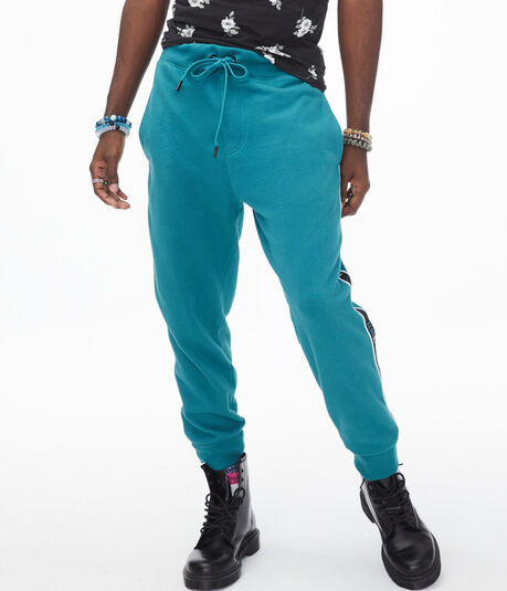 Aero87 Taped Jogger Sweatpants