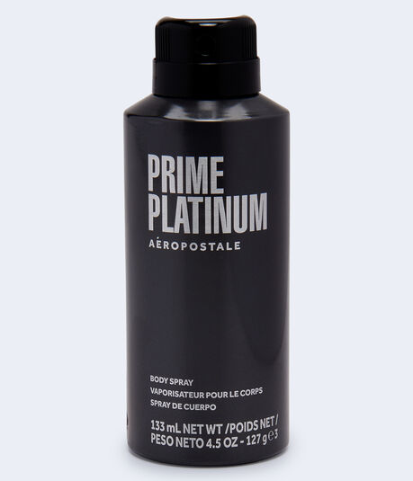 Prime Platinum 4.5 OZ Body Spray