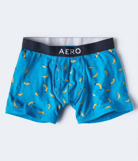 Bananas Knit Boxer Briefs