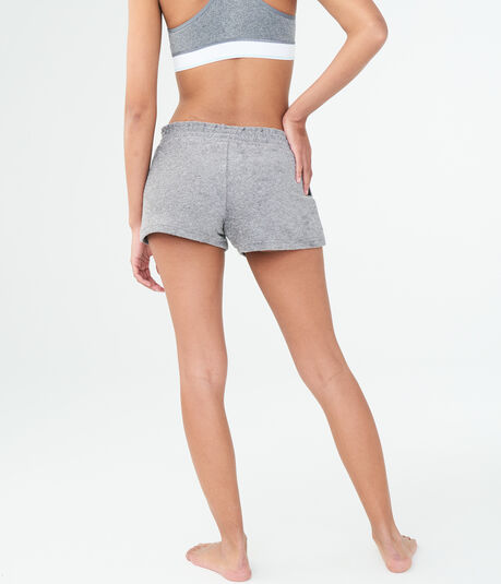Solid French Terry Shorts