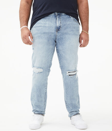 Real Denim Athletic Skinny Stretch Jean