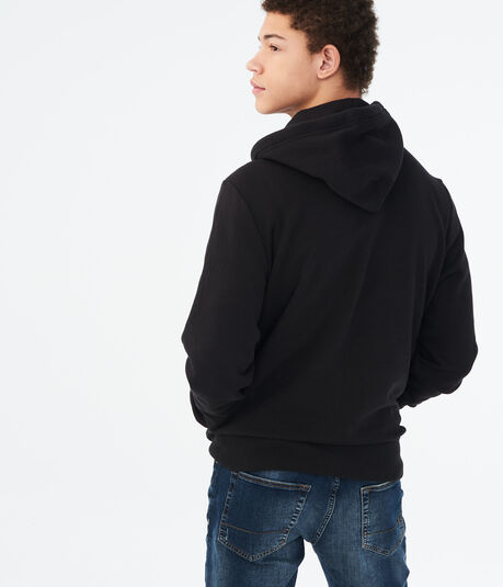 Aero 1987 New York Full-Zip Hoodie