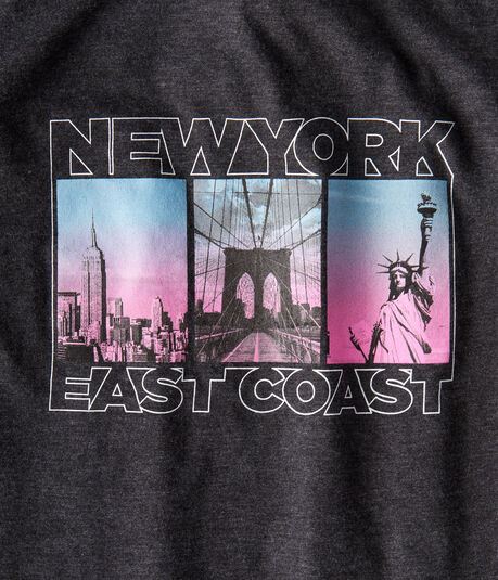 New York East Coast Graphic Tee