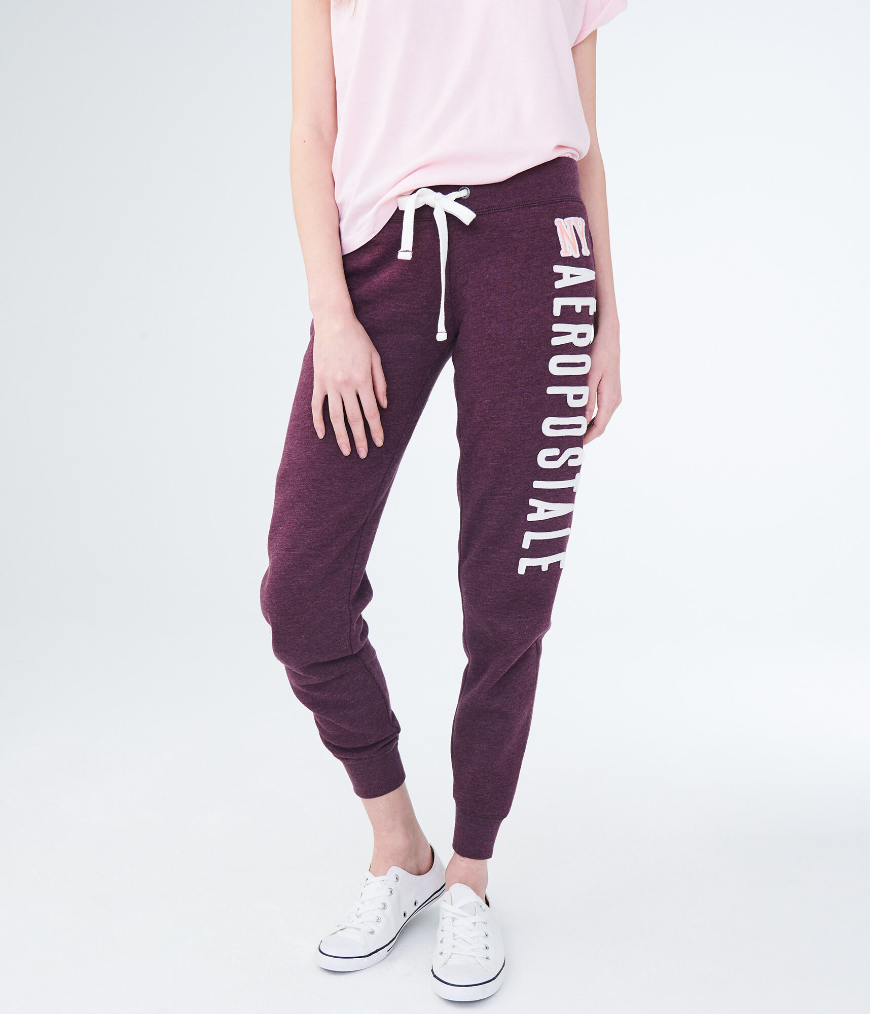 2019 year for women- Boyfriend Aeropostale sweatpants