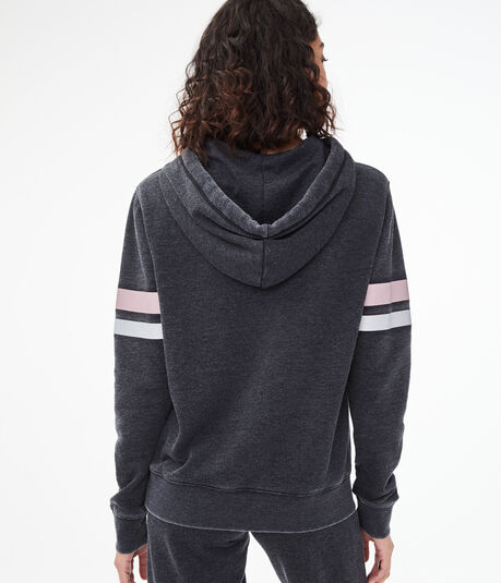 Aero NYC Circle Pullover Hoodie
