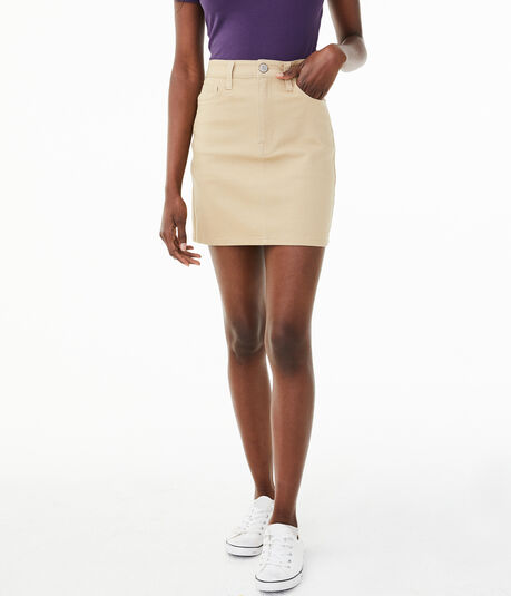 "High-Rise 16"" Uniform Skirt"