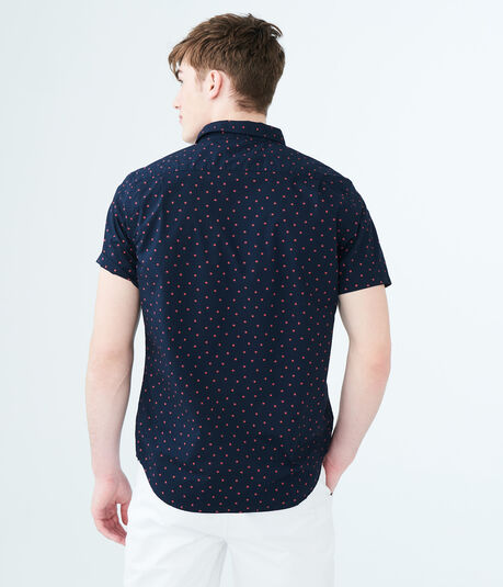 Mini Star Woven Shirt
