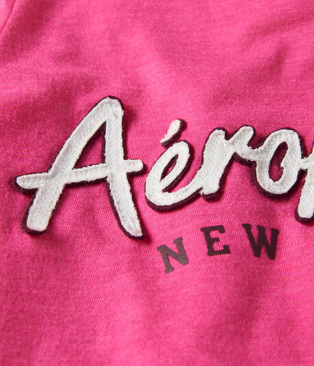 Embroidered Aeropostale Graphic Tee