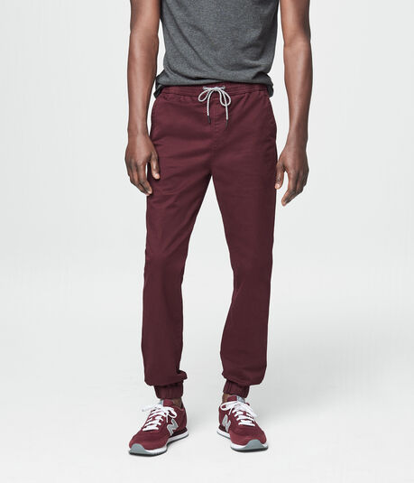 Classic Stretch Woven Joggers