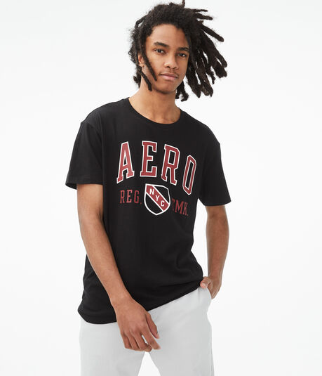 Aero NYC Trademark Logo Graphic Tee
