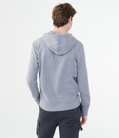 Don't Look Back Pullover Hoodie