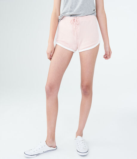 LLD Seriously Soft Fuzzy Shorts