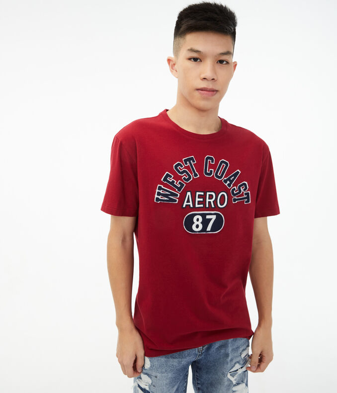 West Coast Arch Graphic Tee