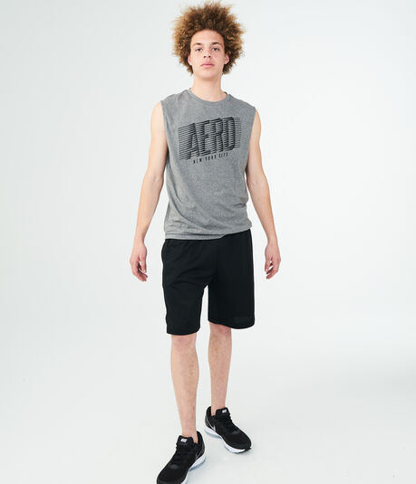 "Aero 87 9.5"" Mesh Athletic Shorts"