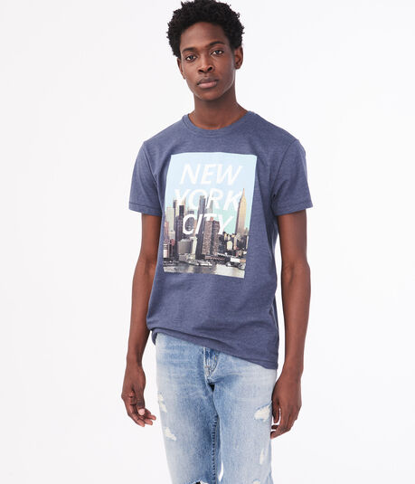 Free State New York City Graphic Tee