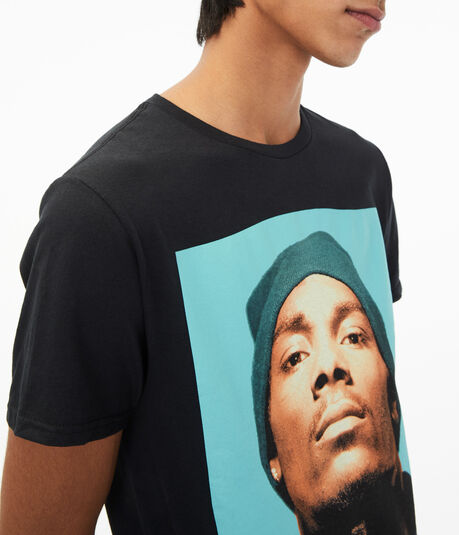 Throwback Snoop Dogg Graphic Tee