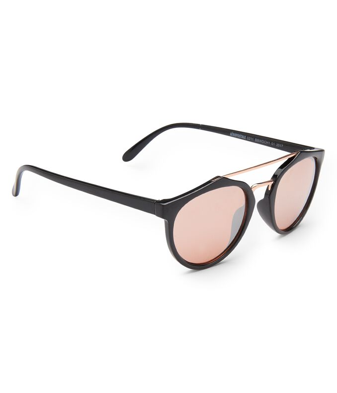 Top-Bar Plastic Sunglasses