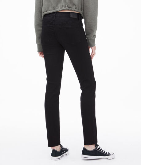 Seriously Stretchy Low-Rise Skinny Jean***