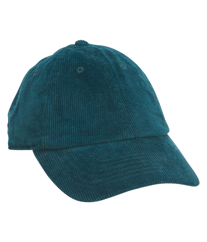 Corduroy Adjustable Hat