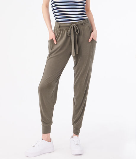 7b796767ab1c8 Slouchy Belted Joggers Slouchy Belted Joggers