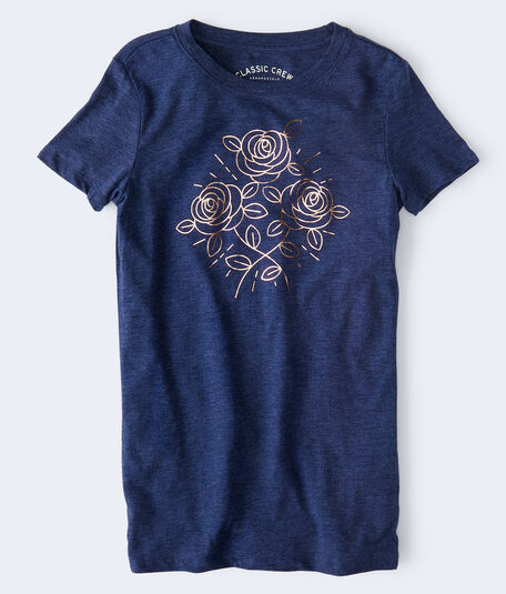 Rose Trio Graphic Tee
